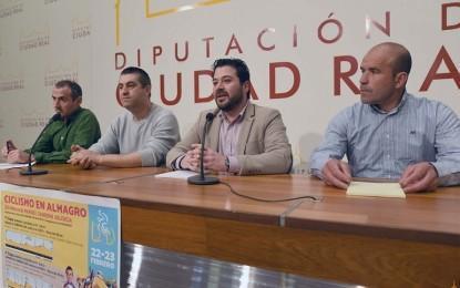 Almagro: El XXI Memorial de Ciclismo Manuel Sanroma contará este fin de semana con la participacion de 25 equipos