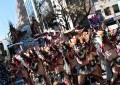 Ciudad Real: 3.600 personas desfilarán en el Concurso Nacional  de Carrozas y Comparsas del Domingo de Piñata