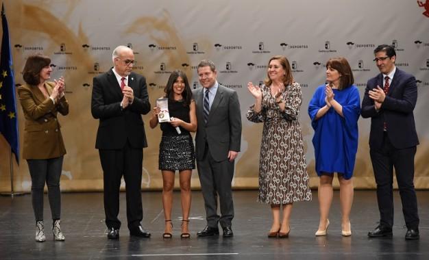 39 Reconocimientos en la Gala de los Premios y Distinciones al Mérito Deportivo de Castilla La Mancha