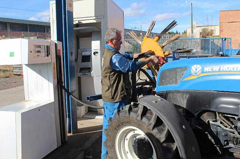 ASAJA Ciudad Real lamenta que la gran bajada de precio del petróleo no esté llegando a los agricultores y ganaderos