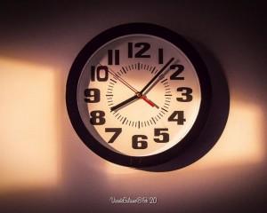 Cambio al horario de verano: Esta noche adelantamos los relojes una hora, de las 02:00 a las 03:00 h