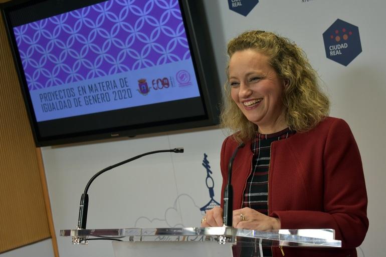Ciudad Real convoca subvenciones por 38.000 euros para acciones de igualdad y contra la violencia de género