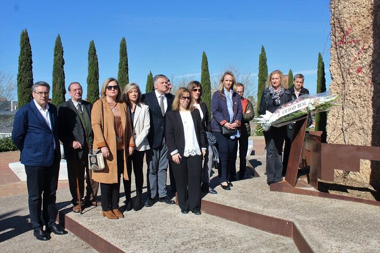 El Partido Popular de Ciudad Real rinde homenaje a las Víctimas del Terrorismo