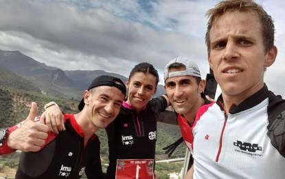Gemma Arenas vence en la II Madrona Trail colocandose líder de la Copa de Trail de Castilla-La Mancha