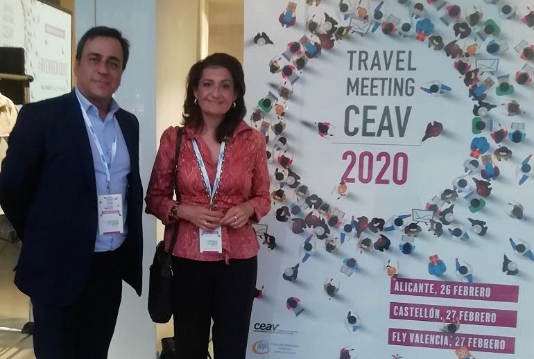 La Asociación Provincial de Empresarios de Hostelería y Turismo presentes en Workshops en Levante