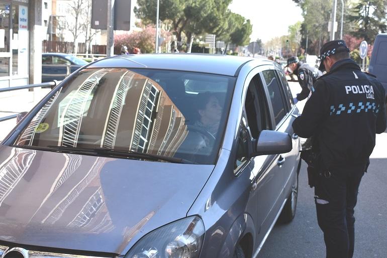 La Policía Local de Ciudad Real impone las primeras multas por incumplimiento de las medidas impuestas ante el coronavirus