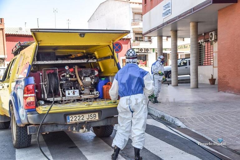 El GEACAM realiza más de 14.500 servicios en las 8.000 visitas a los municipios de Castilla La Mancha