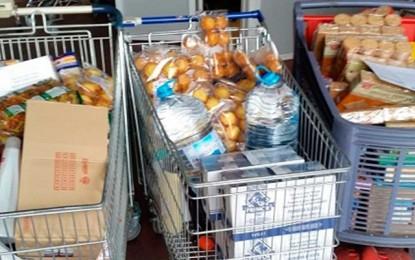 El Grupo Popular de Ciudad colabora con el Banco de Alimentos para adquirir recursos para los más necesitados