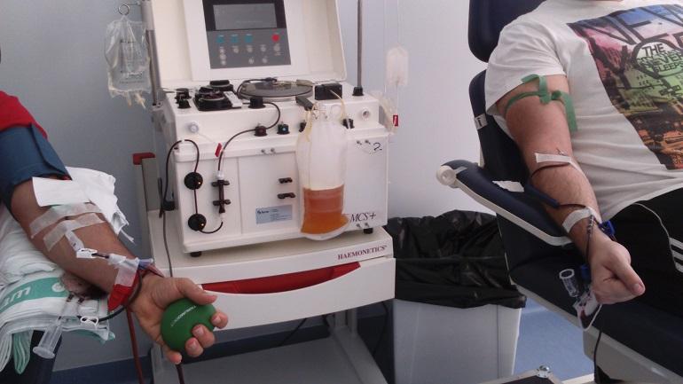 El Hospital General de Ciudad Real se sumará en los próximos días al ensayo clínico para tratar el Covid-19 con plasma hiperinmune