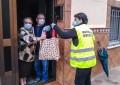 Argamasilla de Calatrava: El Ayuntamiento valora la labor de apoyo social que las patrullas escolares prestan ahora a mayores y personas dependientes