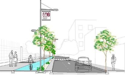 Ciudad Real: Aprobado el proyecto de ordenación y regeneración  de la calle Santa María de Alarcos