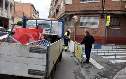 Ciudad Real: Cortadas al tráfico las calles incluidas en el  Plan de Obras