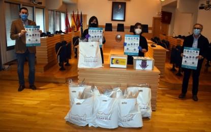 Ciudad Real: El Ayuntamiento entrega material  de protección para un comercio seguro en la capital