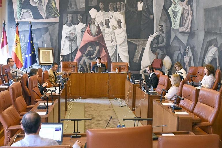Ciudad Real El Grupo Popular de la Diputación pide que todos los ayuntamientos de la provincia sean iguales