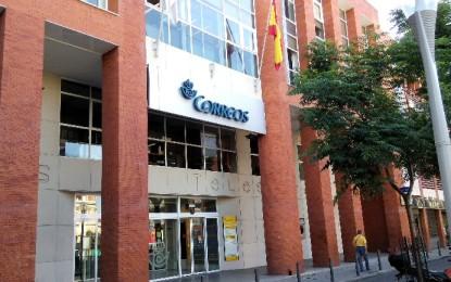 Ciudad Real: La oficina de Correos de la Plaza de la Constitución abre por las tardes de 15:30 a 20:30 horas