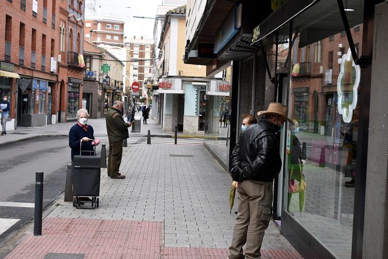 Ciudad Real Pilar Zamora se compromete con el comercio local para salir de la crisis