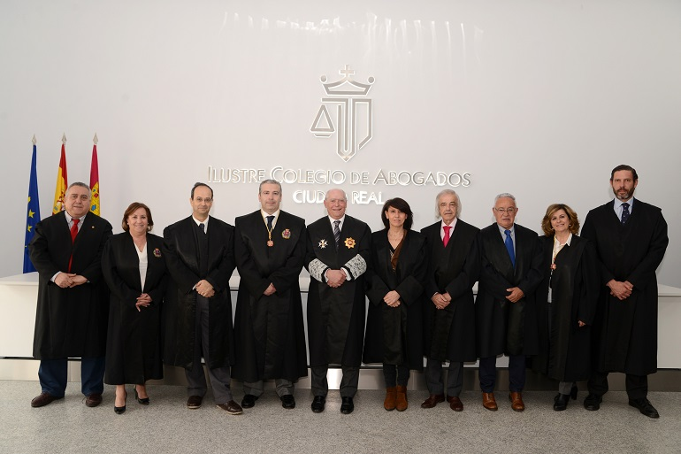 El Colegio de Abogados de Ciudad Real rechaza las medidas adoptadas durante el estado de alarma por paralizar inncesariamente la justicia