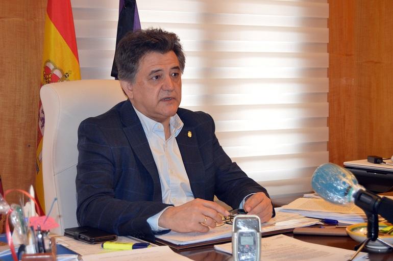 El alcalde de Daimiel pide que no se baje la guardia tras los 118 entierros que se han llevado a cabo desde el inicio de la pandemia