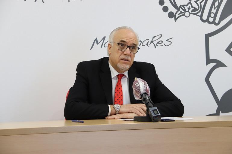 Manzanares anuncia un homenaje a afectados y fallecidos por COVID-19
