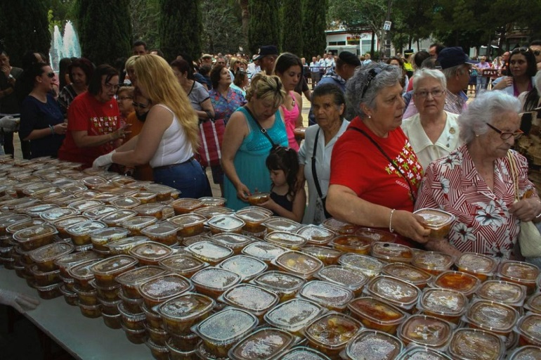 Puertollano El Gobierno regional declara como Bien Inmaterial de Interés Cultural el Santo Voto