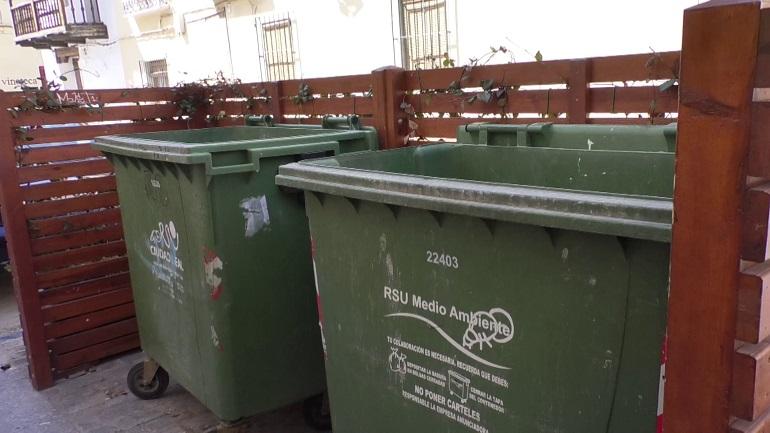 Recomendable cerrar los contenedores por las altas temperaturas veraniegas