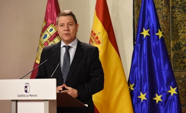 Acuerdo entre el Gobierno regional y el Grupo Parlamentario Ciudadanos para la reconstrucción social y económica de Castilla-la Mancha