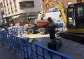 Ciudad Real: Comienzan las obras de renovación de la red de distribución en las calles Estación Viacrucis y Paz