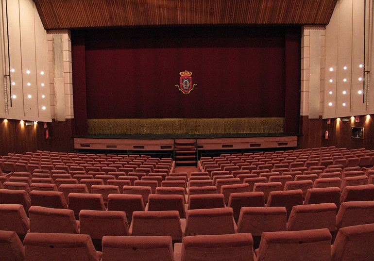 Ciudad Real El miércoles 17 reabrirá la taquilla del Teatro Quijano