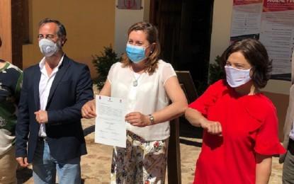 Ciudad Real: Firmado el convenio por el que la Junta de Comunidades asume la gestión integral del Parque Arqueológico de Alarcos