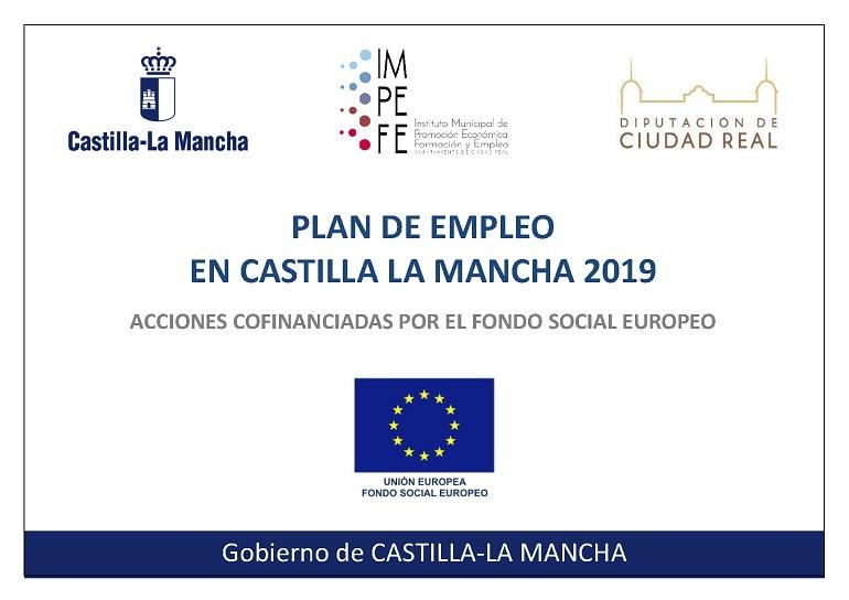 Ciudad Real Publicado el listado provisional del Plan de Empleo en Castilla-La Mancha 2019-20 del ayuntamiento capitalino
