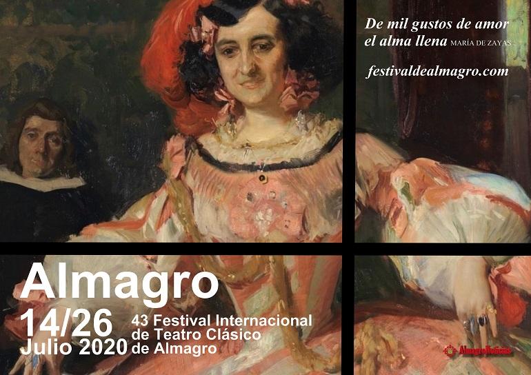En otro reino extraño de Lope de Vega alzará el telón de la 43 Edición del Festival Internacional de Teatro Clásico de Almagro