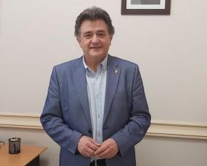 Leopoldo Sierra afirma que los Gobiernos de Sánchez y Page son un peligro para la economía y el empleo
