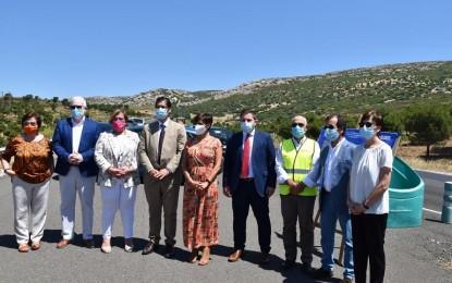 Puertollano: El Gobierno regional inicia las obras de remodelación de la Variante Este