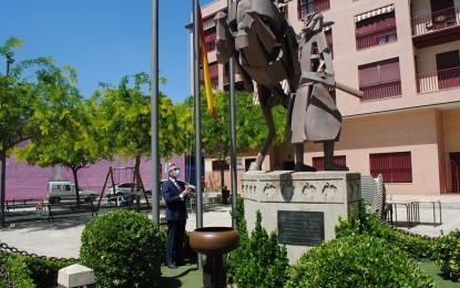Valdepeñas rinde homenaje en el 6 de Junio a los héroes de la pandemia