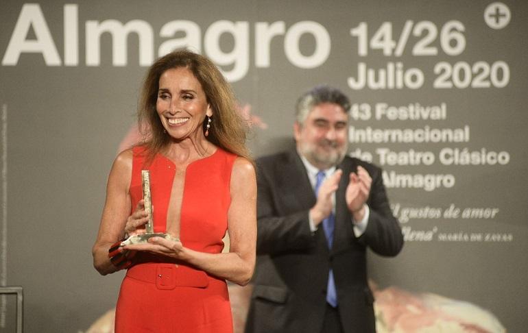 Almagro Ana Belén, XX Premio Corral de Comedias