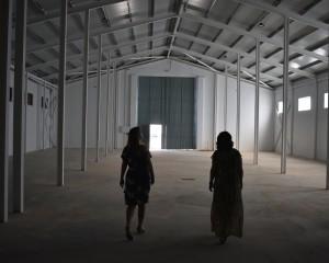 Ciudad Real: Concluidas las obras en el interior de la nueva nave      del Guardapasos de la Semana Santa