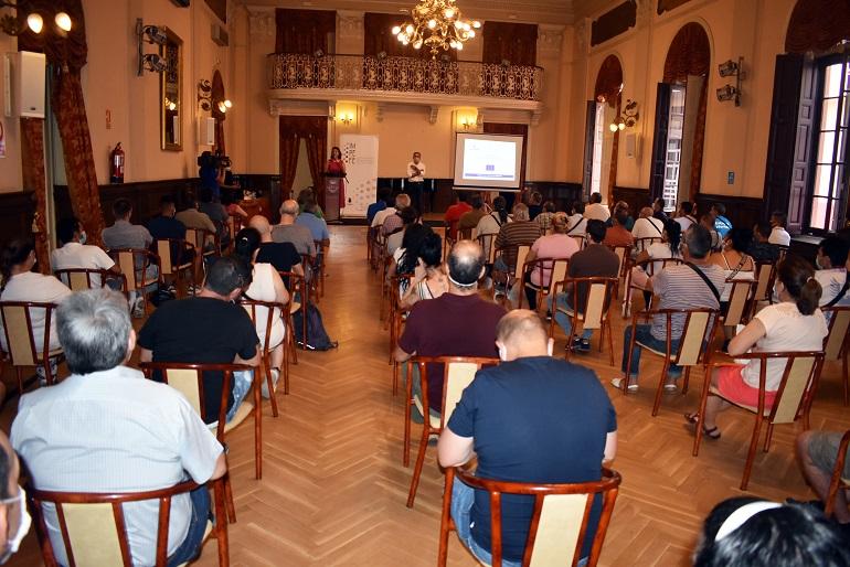 Ciudad Real Los trabajadores del Plan de Empleo completan su formación para incorporarse a los servicios municipales