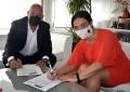 Ciudad Real: Pilar Zamora firma con Globalcaja una operación de crédito por valor de hasta 12 millones de euros