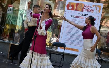 """Ciudad Real se suma al proyecto de la Diputación """"Vuelve la Cultura. Ciudadrealmente Segura"""""""