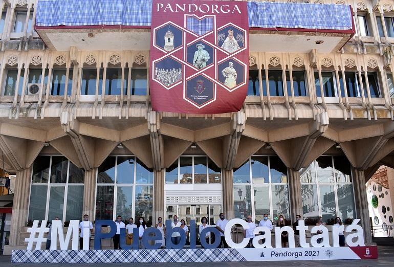 Ciudad Real se viste de Pandorga bajo el lema #MiPuebloCantara2021