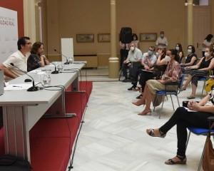 La Diputación destina a los ayuntamientos 525.000 euros para que nadie de la provincia que lo merezca se quede sin el ingreso mínimo vital