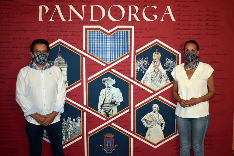 """La Pandorga se vivirá en cada casa de Ciudad Real con """"pequeños gestos"""" debido a la COVID-19"""