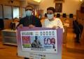 Ciudad Real: La ONCE homenajea a Ciudad Real por su VI Centenario en el cupón del 18 de agosto