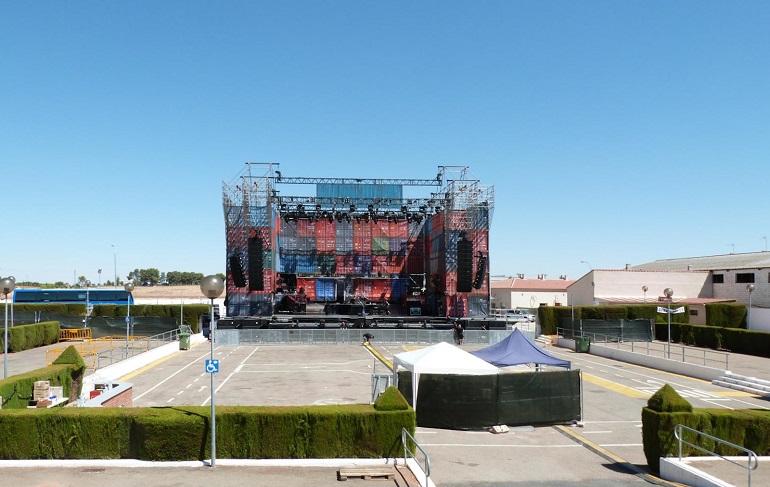 Daimiel no podrá celebrar las Feria y fiestas 2020