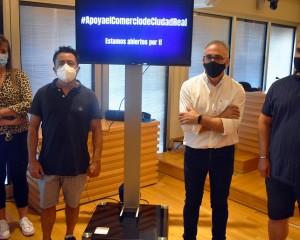 El Ayuntamiento de Ciudad Real lanza la campaña #ApoyaelcomerciodeCiudadReal