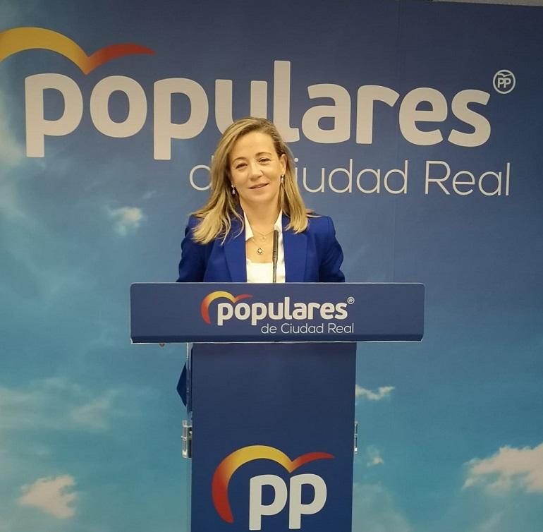 Lola Merino exige a Page que cumpla con su compromiso de garantizar unos precios dignos a los agricultores
