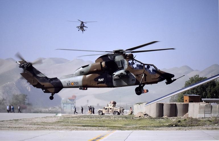 Ciudad Real El Museo López-Villaseñor acoge una exposición sobre la labor de las Fuerzas Armadas en Afganistán