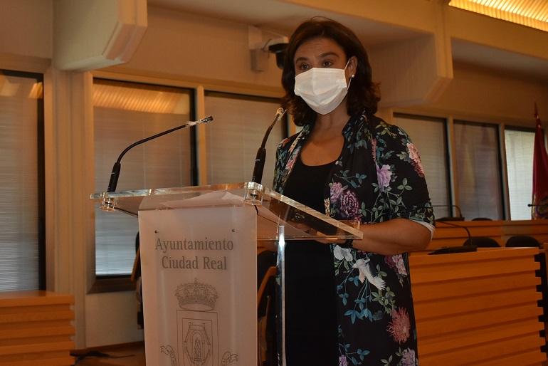 Ciudad Real Pilar Zamora pide responsabilidad ante las medidas especiales para contener la COVID-19