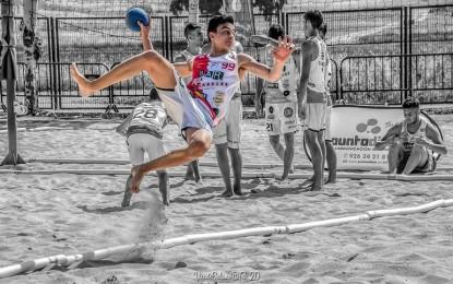Ciudad Real contará con una pista de arena para la práctica de deportes como el balonmano-playa
