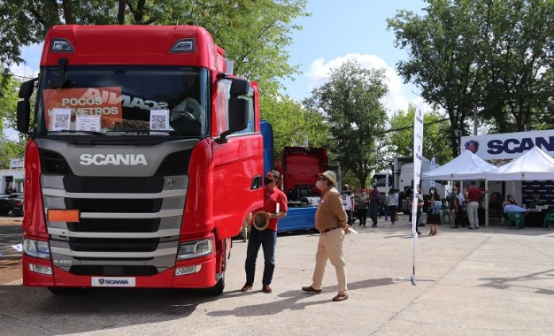 Manzanares: Balance positivo en la II Feria Nacional de Vehículos Industriales de Ocasión